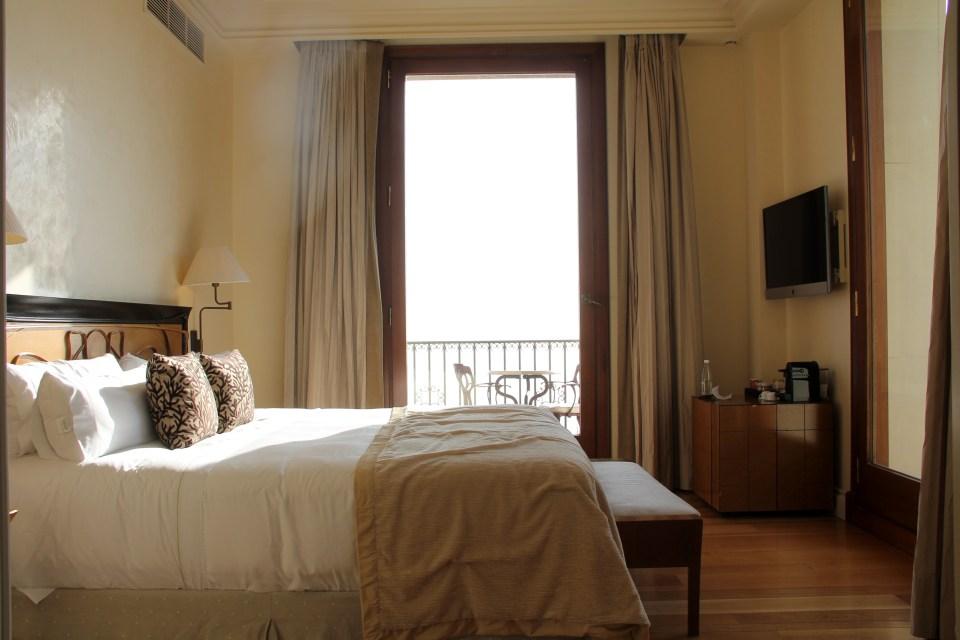 Gran Hotel La Florida Barcelona Junior Suite