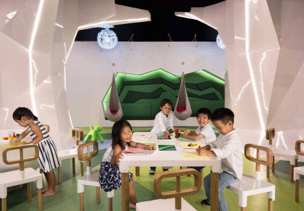 JW Marriott Macau JW Kids Club