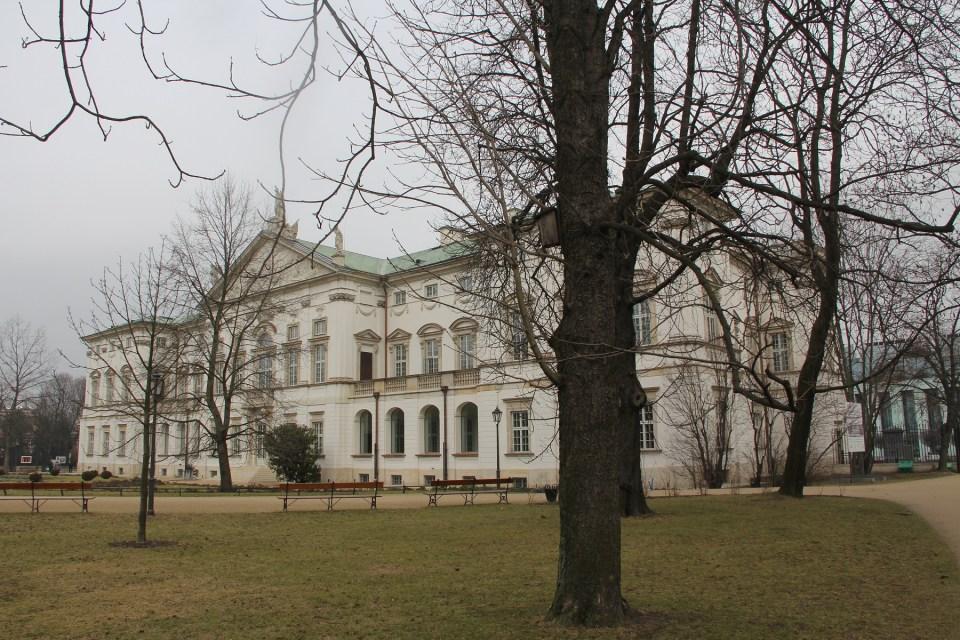 Krasiński Palace Warsaw