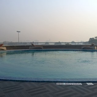 Le Méridien New Delhi Pool