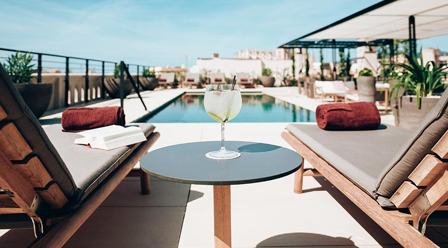 Sant Francesc Hotel Singular Mallorca Pool
