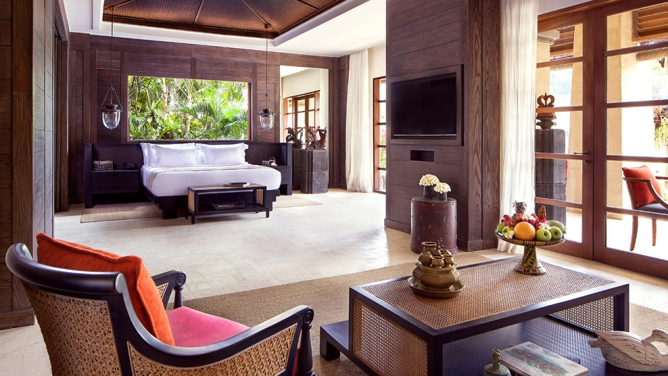 Mandapa Ritz-Carlton Reserve Suite