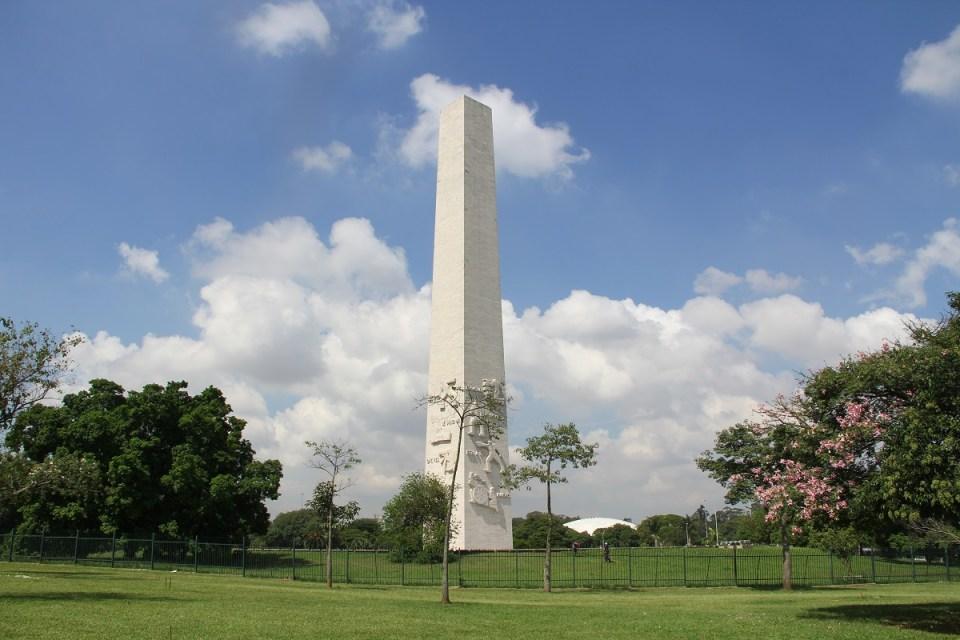 Sao Paulo Ibirapuera Park