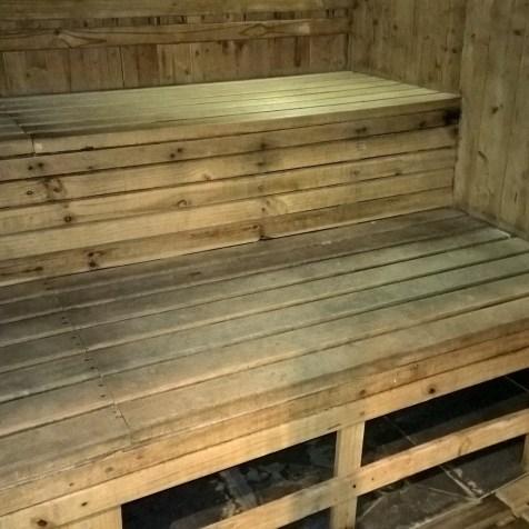 Radisson Blu Sandton Sauna