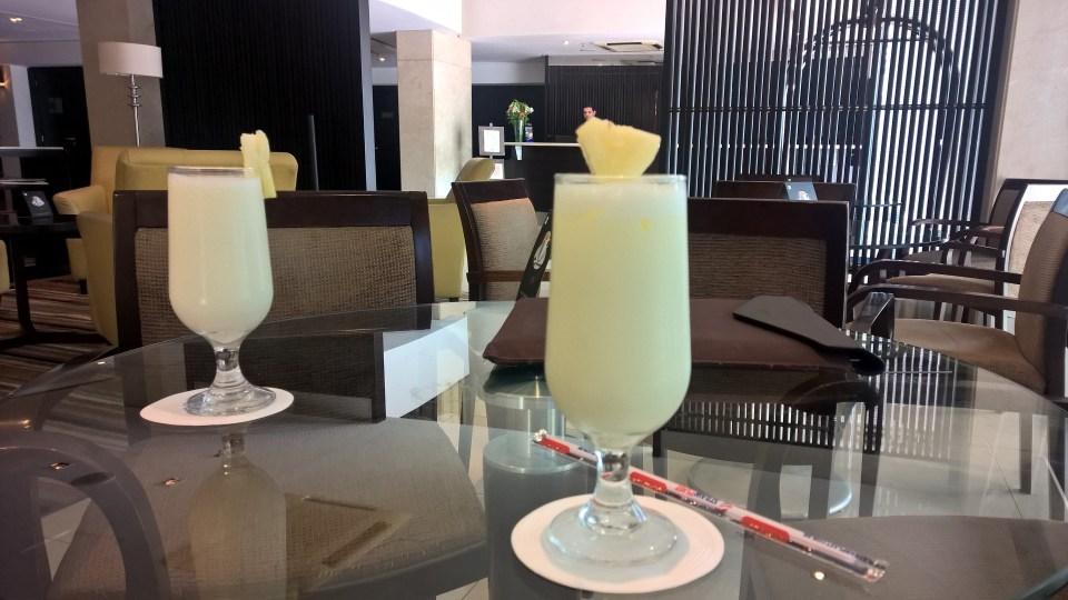 Sofitel Florianopolis Welcome Drink