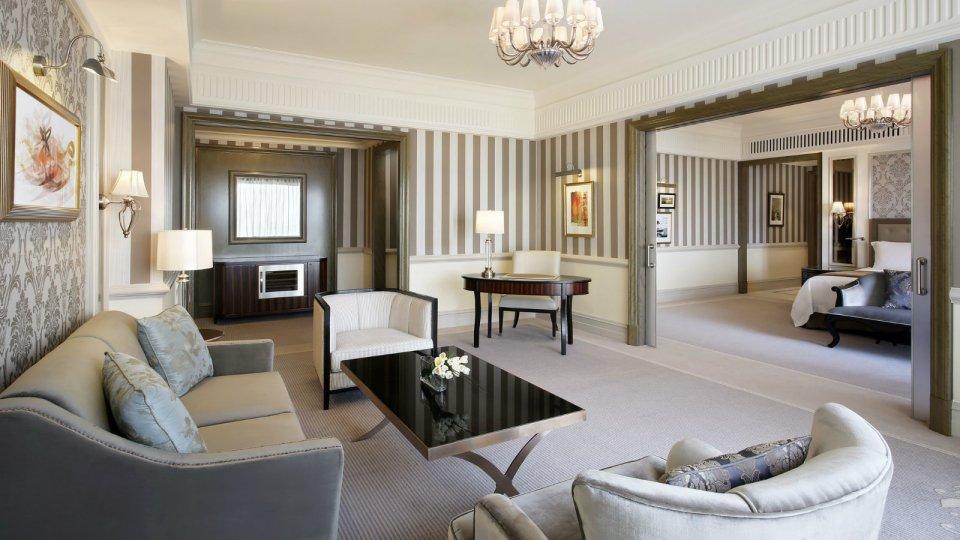 St. Regis Dubai St. Regis Suite