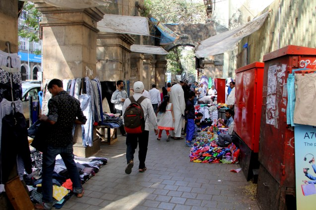 Street Life Mumbai