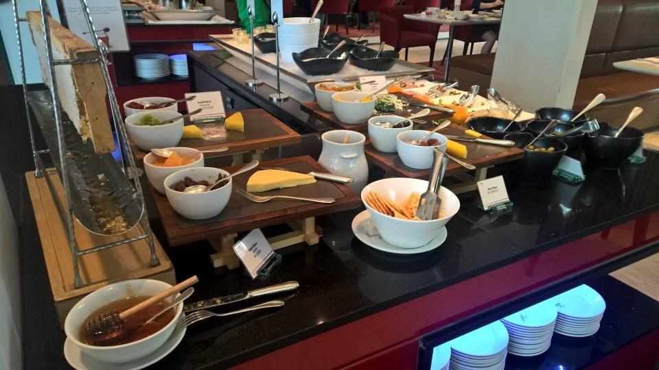 Pullman Bangkok King Power Breakfast