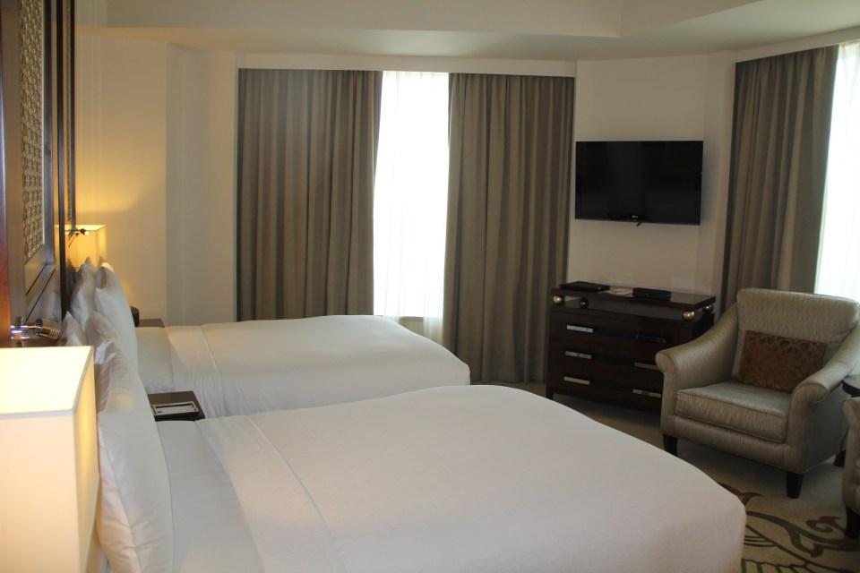 Conrad Dubai Bedroom