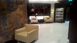 Etihad Airways Premium Lounge Abu Dhabi Terminal 1