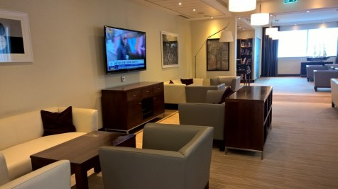 InterContinental Warsaw Executive Lounge