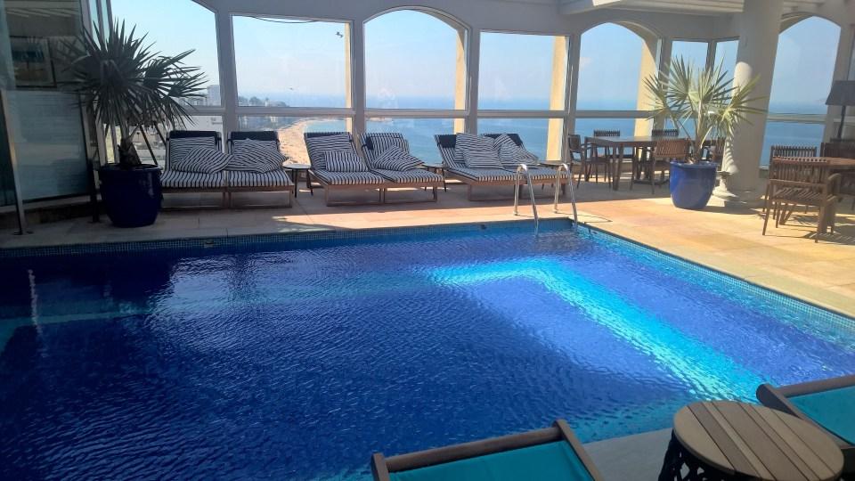 Pool Caesar Park Rio de Janeiro