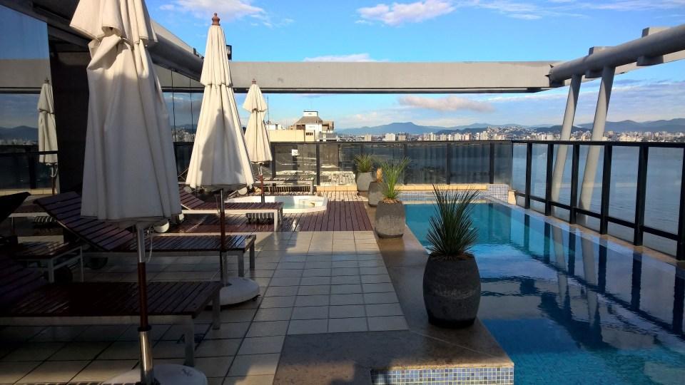 Sofitel Florianopolis Pool
