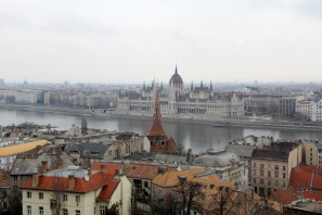 View of Budapest