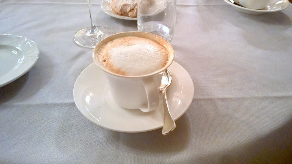 Luna Hotel Baglioni Venice Breakfast