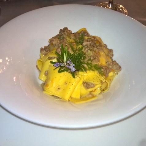 Luna Hotel Baglioni Venice Dinner