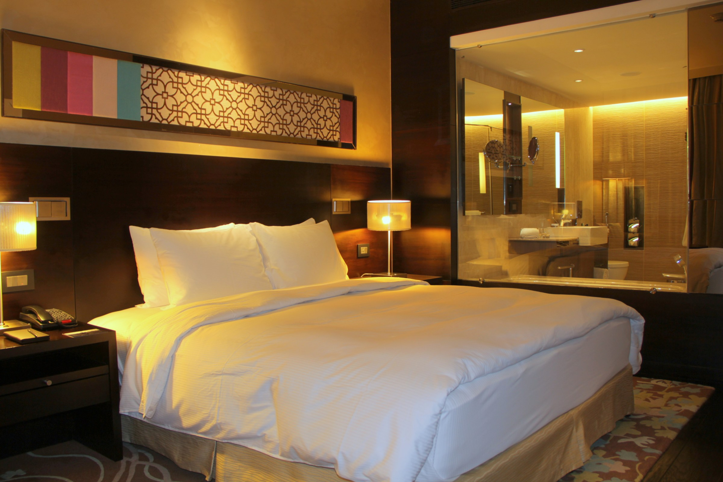 Hilton Jaipur Executive Room