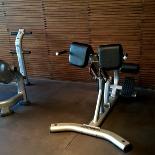 JW Marriott Delhi Aerocity Gym