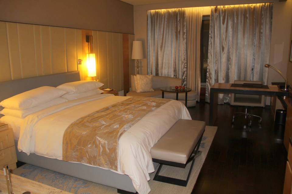 JW Marriott Delhi Aerocity Executive Room