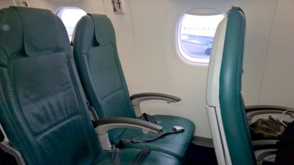 Air Dolomiti Seating
