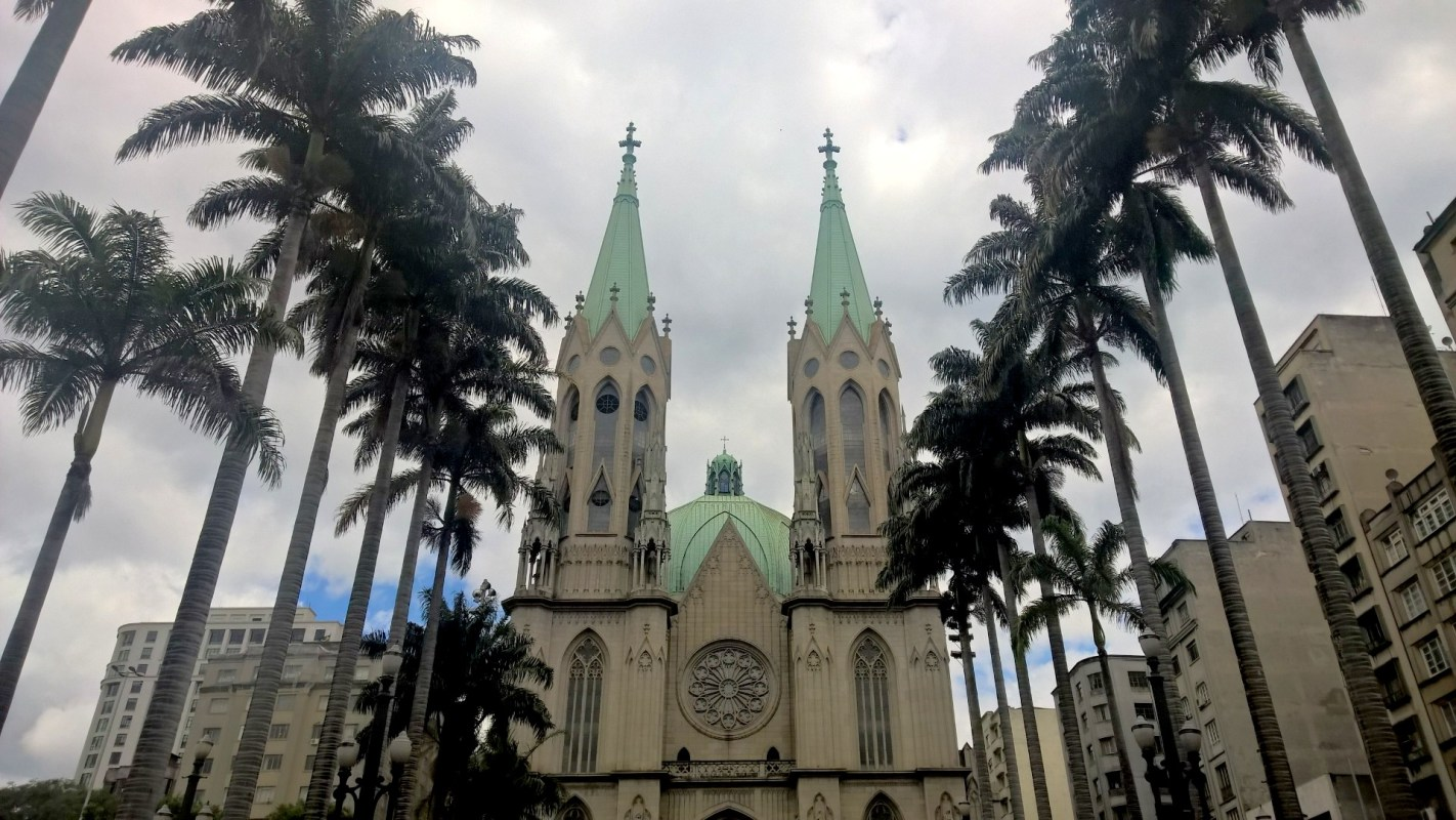 Cathedral Sao Paulo