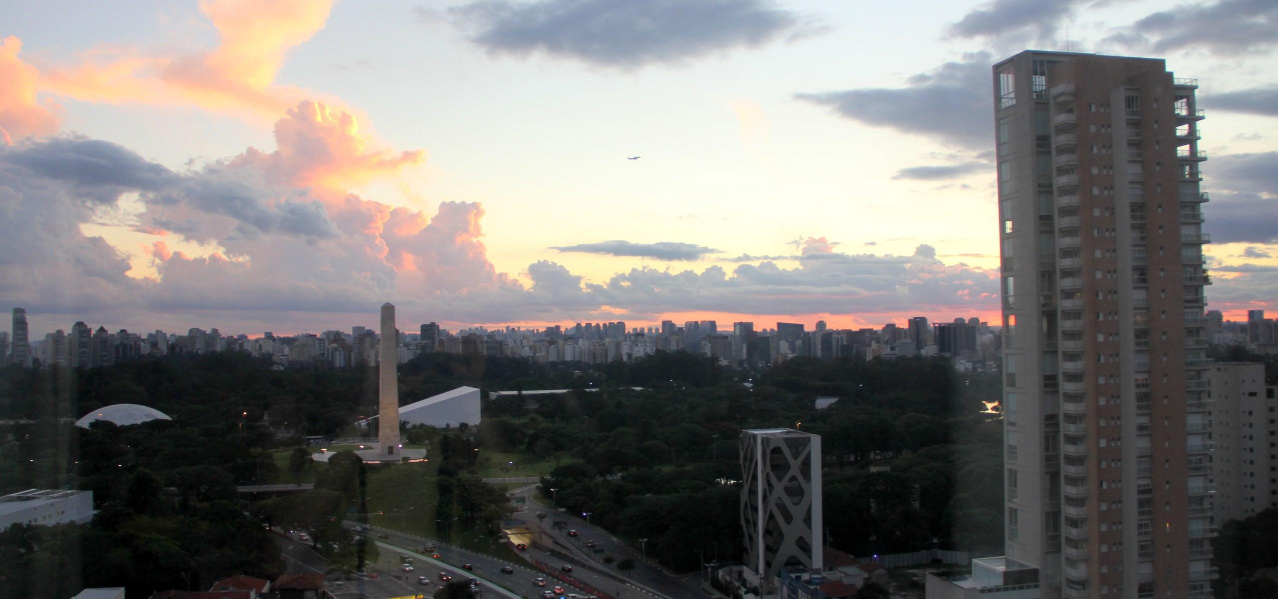 Dusk Sao Paulo