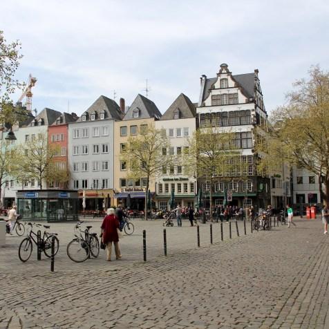 Heumarkt Cologne
