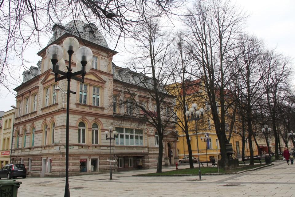 Old Town Zielona Góra