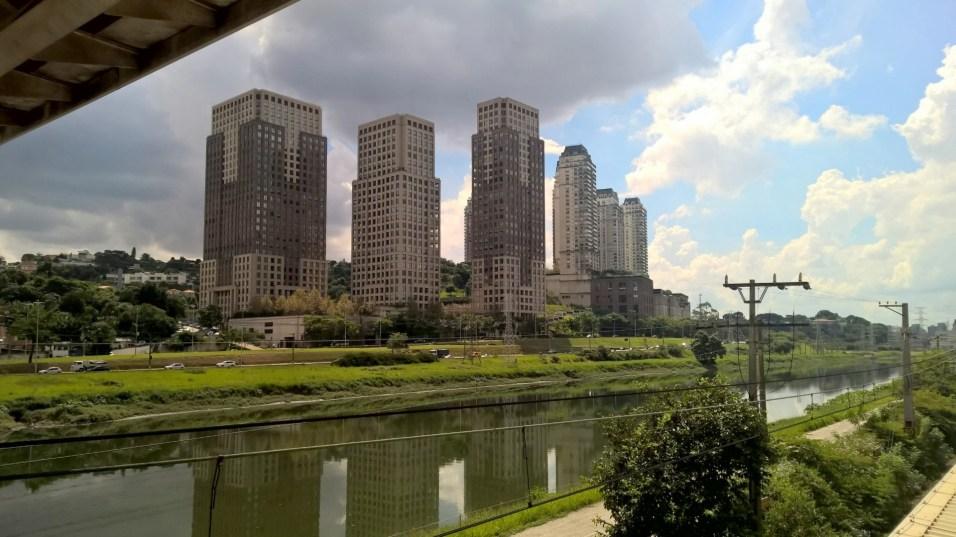Skyline Sao Paulo