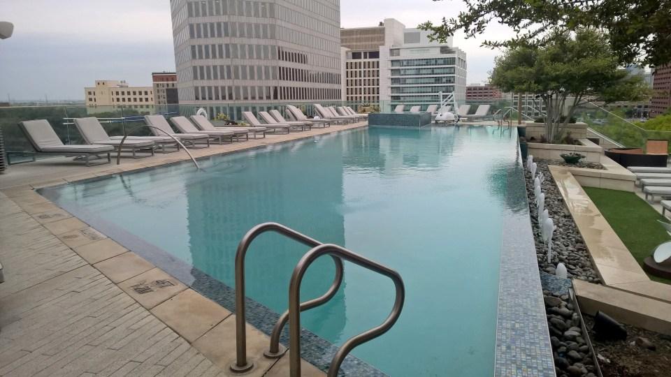 Omni Hotel Dallas Pool
