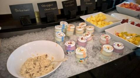 Grandhotel Schloss Bensberg Breakfast