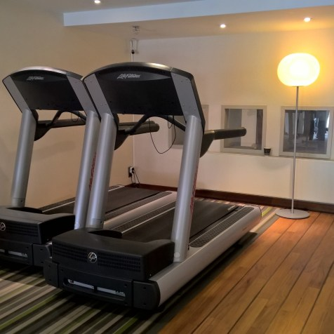 Hilton Brussels City Gym