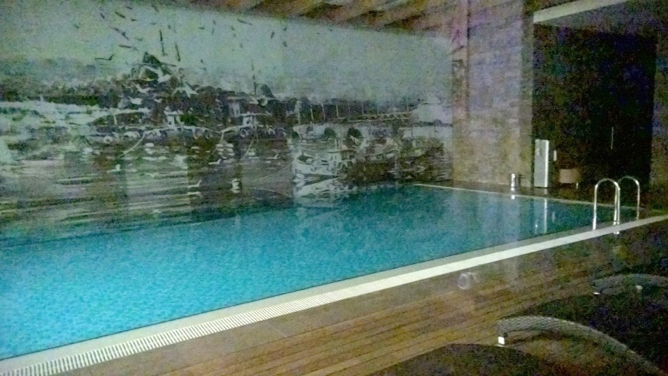 Hotel Gorrion Istanbul Pool