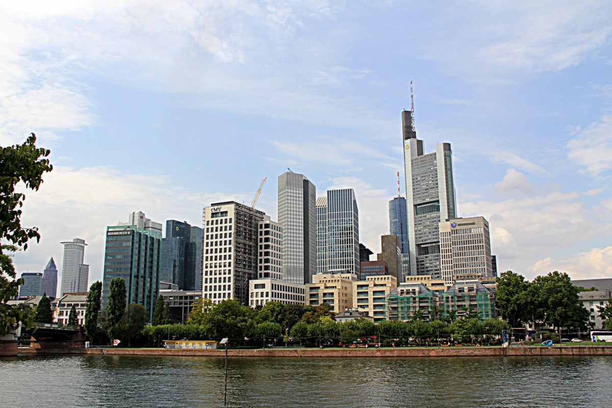 Frankfurt (Main) Skyline