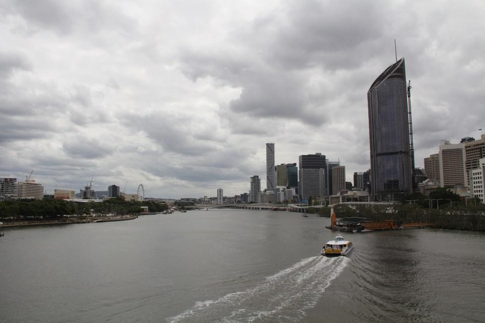 Brisbane Skyline 4