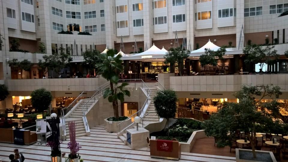 Hilton Prague Lobby