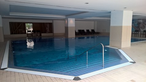 Hilton Prague Pool