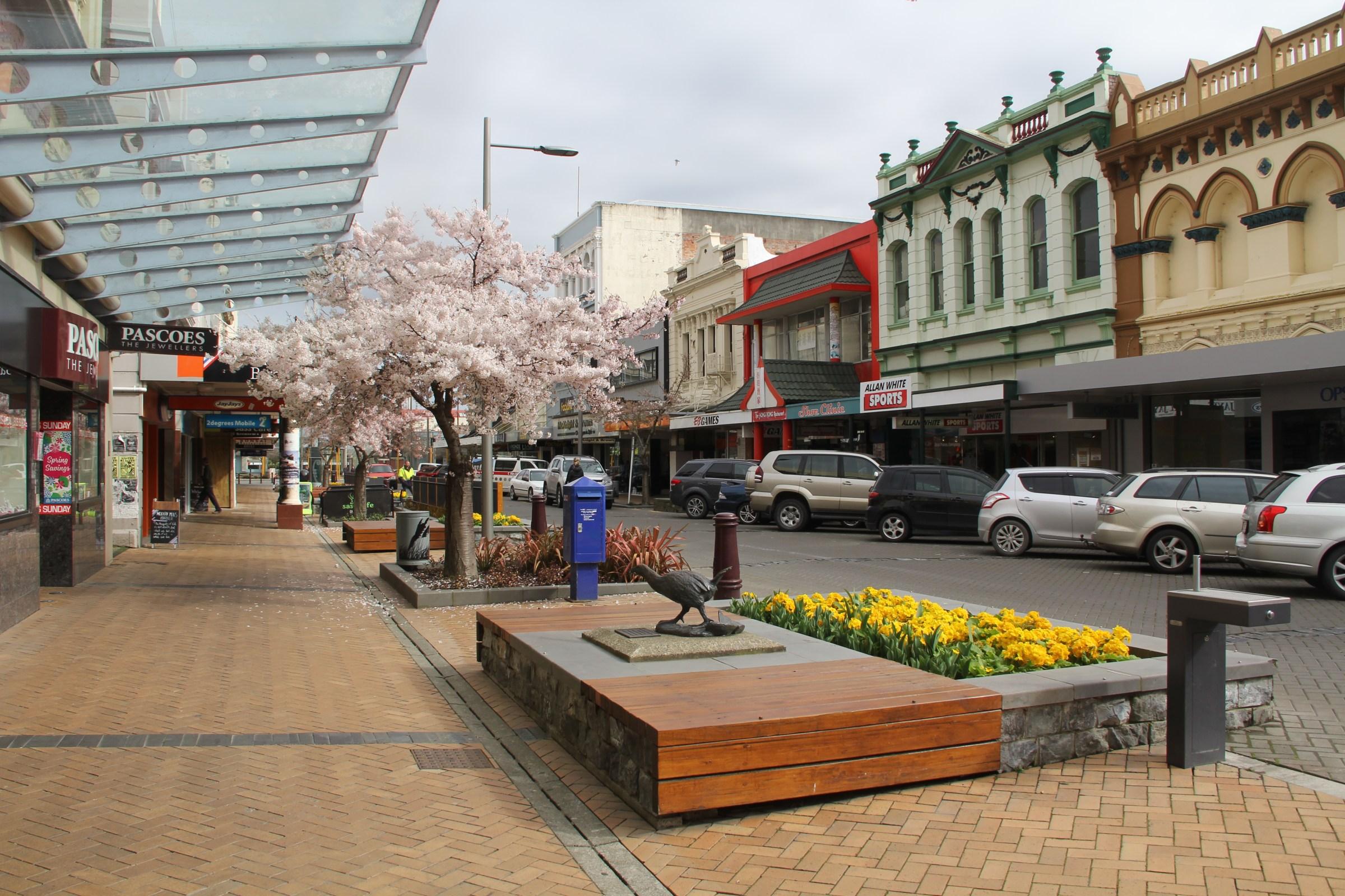 Invercargill City Center
