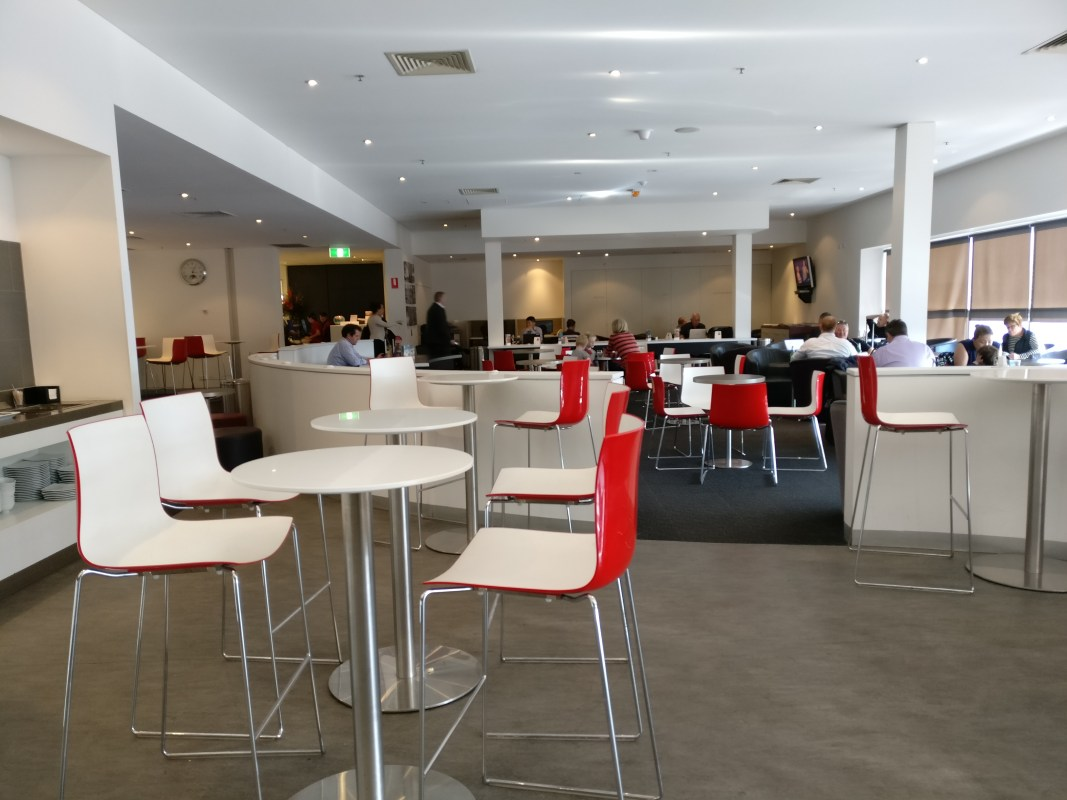 Virgin Australia Lounge Adelaide