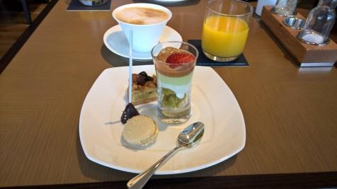 Hilton Tokyo Odaiba Executive Lounge