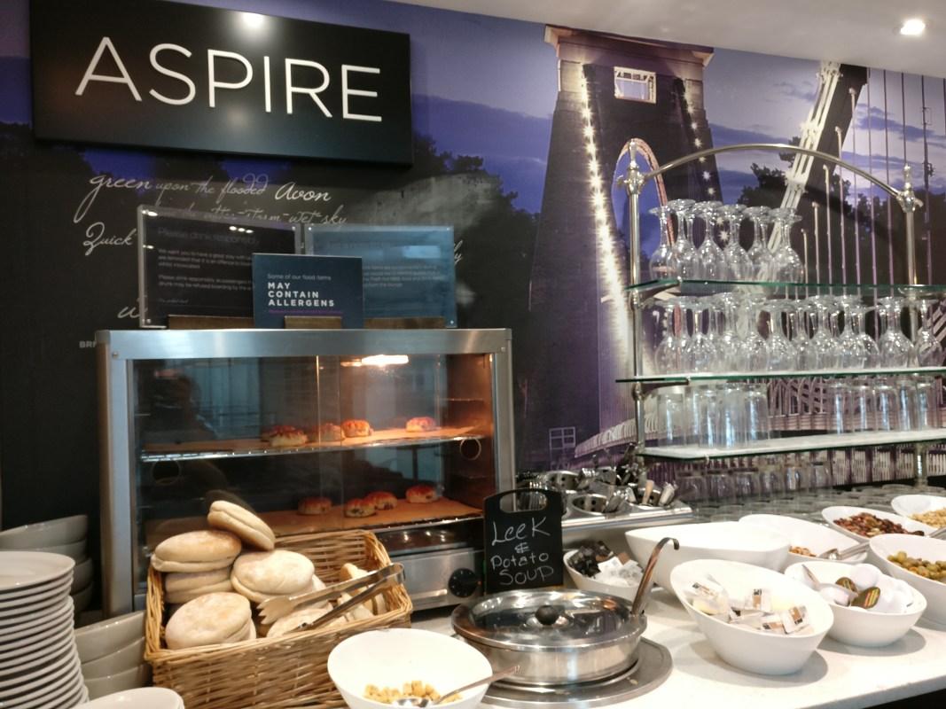 Aspire Lounge Bristol