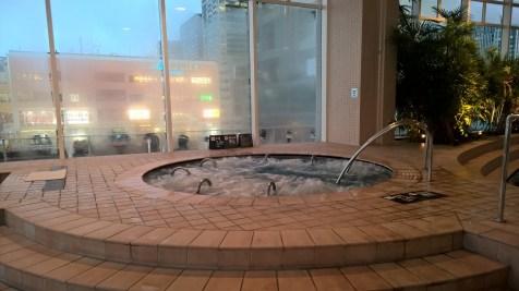 Hilton Tokyo Odaiba Jacuzzi