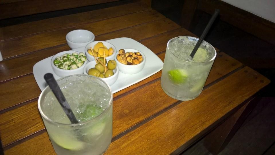Hotel Fasano Rio de Janeiro Cocktails