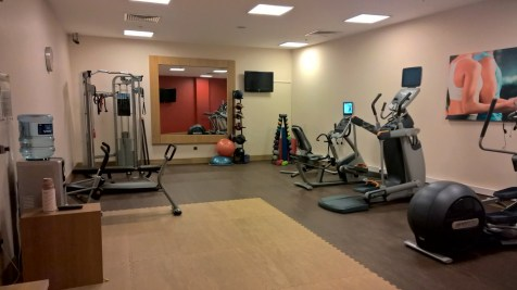 Hilton Graden Inn Istanbul Golden Horn Gym