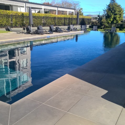Hilton Lake Taupo Pool