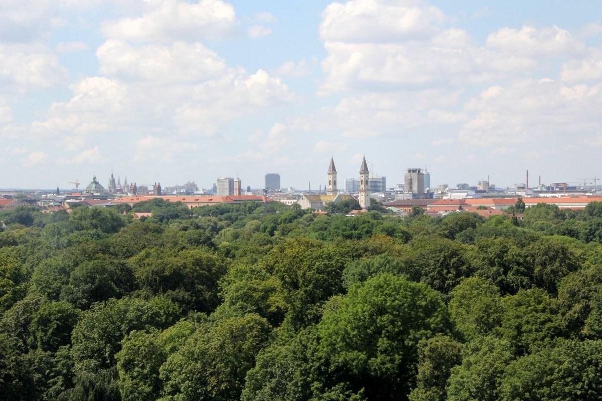 Hilton Munich Park Executive Room View
