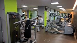 Hilton Munich Park Gym
