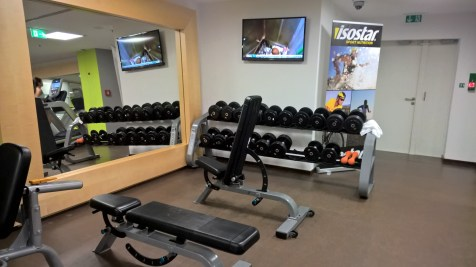 Hilton Munich Park Gym