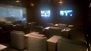 Admirals Club Sao Paulo Seating