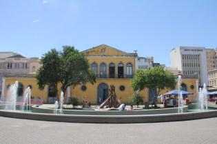Florianopolis Praca da Alfcandega
